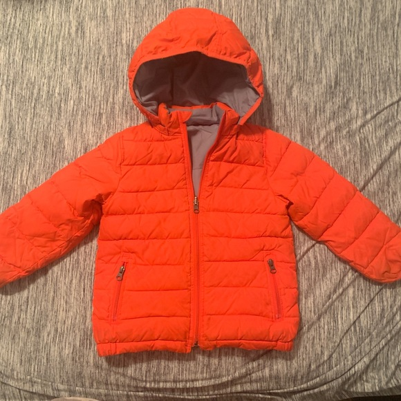 GAP Other - Baby Gap Reversible Puffer Coat